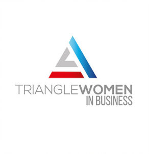 I had the amazing opportunity to speak to the women of Triangle Women in Business, and to teach them about tuning in more closely to their body as a way of staying present and reducing stress.